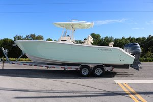 New Cobia 277 Center Console Center Console Fishing Boat For Sale