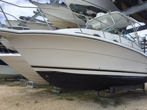 Used Stamas 32 Express Cruiser Boat For Sale