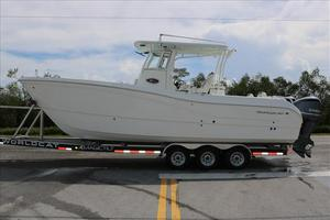 New World Cat 295 Center Console Center Console Fishing Boat For Sale