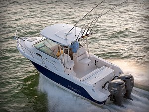 New Robalo Walkaround Fishing Boat For Sale