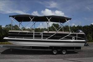 New Hurricane FunDeck FD 226 OB Deck Boat For Sale