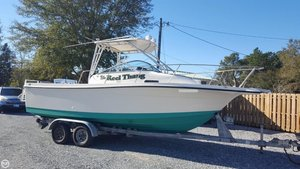 Used Bayliner 2306 Trophy Walkaround Fishing Boat For Sale