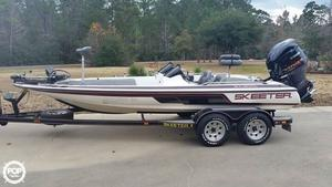 Used Skeeter ZX200 C Bass Boat For Sale