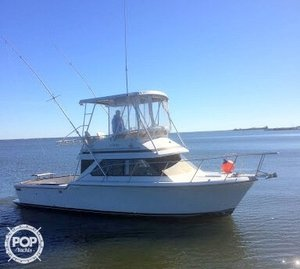 Used Chris-Craft 315 Commander Sports Fishing Boat For Sale