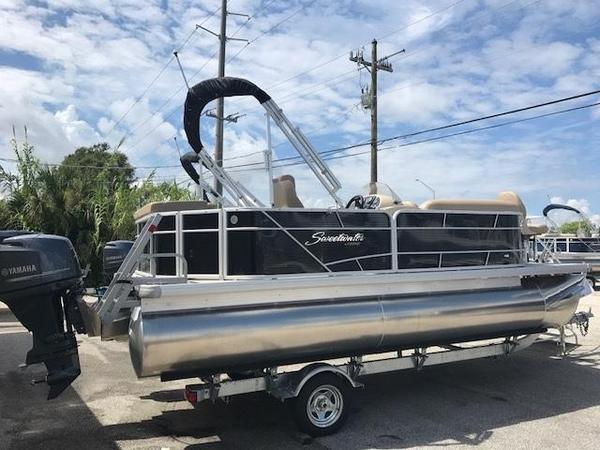 New Sweetwater 2086 FC Pontoon Boat For Sale