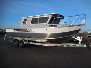 New Weldcraft 260 Cuddy King260 Cuddy King Aluminum Fishing Boat For Sale