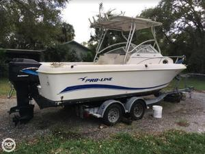 Used Pro-Line 22 Walkaround Fishing Boat For Sale