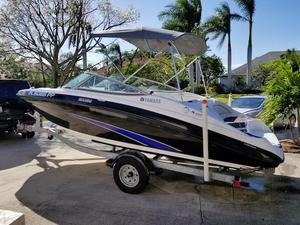 Used Yamaha SX190 Runabout Boat For Sale