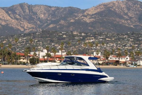 Used Crownline 350 SY Cruiser Boat For Sale