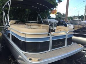 Used Bennington 20 SL Pontoon Boat For Sale