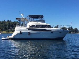 Used Meridian 368 Aft Cabin Boat For Sale