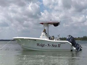Used Tide Water 216 Adventure CC Center Console Fishing Boat For Sale