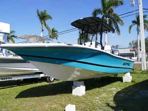 New Epic 25 Sport #A04 Saltwater Fishing Boat For Sale
