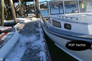 Used Mitchell Cove 32 Downeast Fishing Boat For Sale