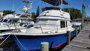 Used Sabre Saberline 36 Trawler Boat For Sale