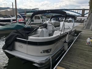 Used Avalon 2585 RL Pontoon Boat For Sale