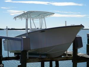 Used Seacraft 23 Open Fisherman Center Console Fishing Boat For Sale