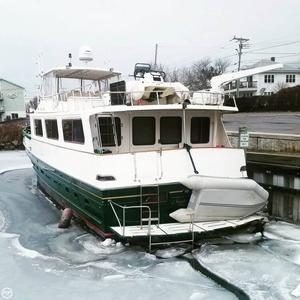 Used Kha Shing 65 Trawler Boat For Sale