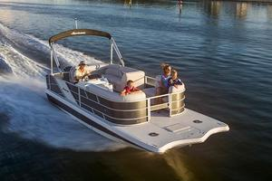 New Hurricane FD 236F Deck Boat For Sale