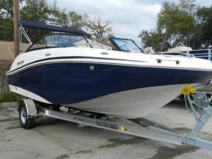 New Hurricane SD 191 Deck Boat For Sale