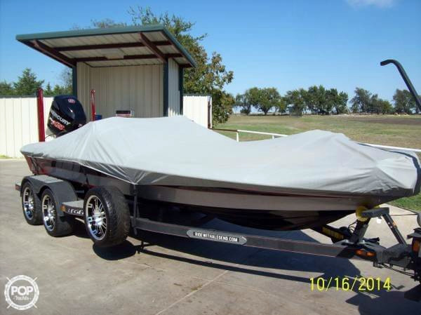 2013 Used Legend Alpha 211 Bass Boat For Sale $54 995