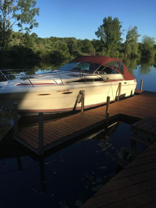 Used Sea Ray 30 Sundancer Cruiser Boat For Sale