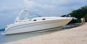 Used Sea Ray 260 Sundancer Cruiser Boat For Sale