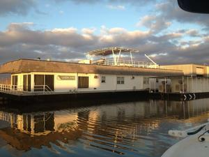 Used Custom Barge Boat For Sale
