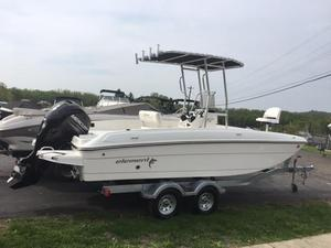 New Bayliner Element F21Element F21 Center Console Fishing Boat For Sale
