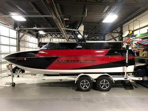 Used Moomba Craz Ski and Wakeboard Boat For Sale