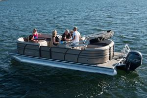 New Misty Harbor 2285 Biscayne Bay CE Pontoon Boat For Sale