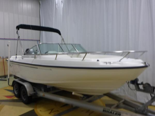 Used Boston Whaler Ventura 200 Dual Console Boat For Sale