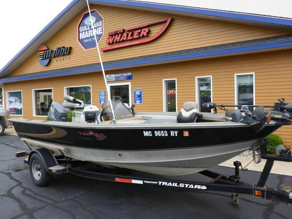 Used Tracker Targa 17 Bass Boat For Sale
