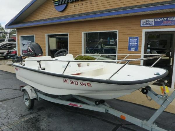 Used Boston Whaler 130 Sport Runabout Boat For Sale