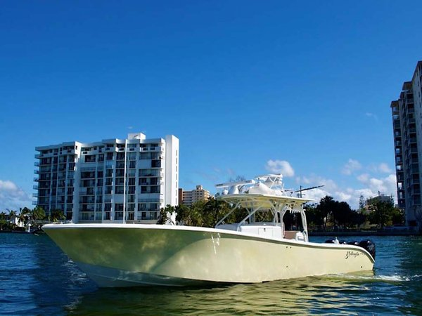 Used Yellowfin 42 Open Center Console Fishing Boat For Sale