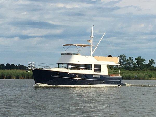 Used Beneteau Swift Trawler 44 Trawler Boat For Sale