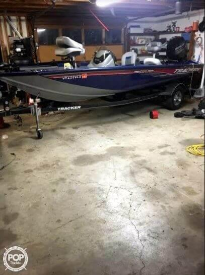 Used Bass Tracker Pro Team 175 Bass Boat For Sale