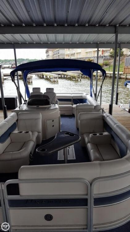 Used Premier Pontoons Elite 235 Pontoon Boat For Sale