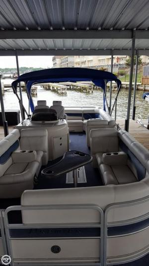 Used Premier Pontoons Elite 235 Pontoon Boat For Sale