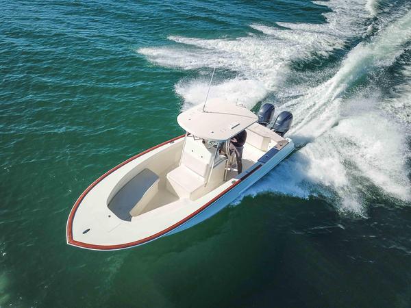 Used Custom Carolina Middleton Boatworks 26 Center Console Fishing Boat For Sale
