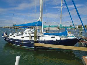 Used Van De Stadt Caribbean Motorsailer Sailboat For Sale