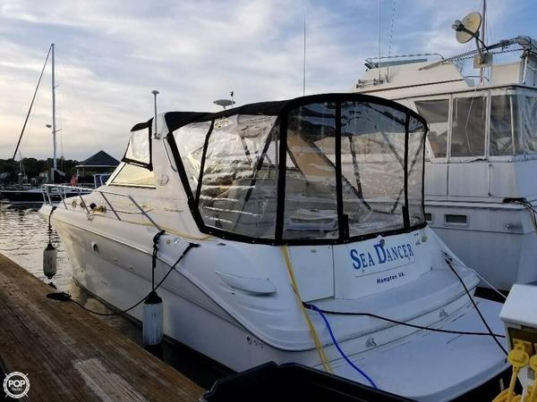 Used Sea Ray SunDancer 370 Express Cruiser Boat For Sale