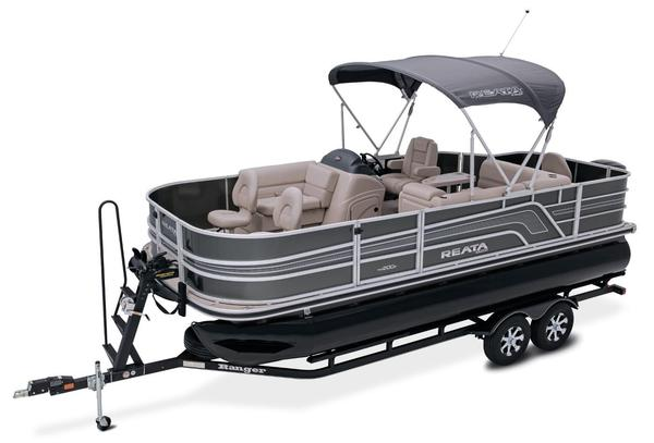 New Ranger 200F200F Pontoon Boat For Sale
