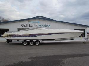 Used Black Thunder XT430 SPORT CRUISER OSXT430 SPORT CRUISER OS High Performance Boat For Sale