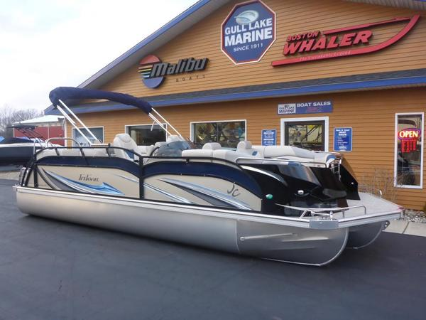New Jc 24 SportToon DSL Pontoon Boat For Sale