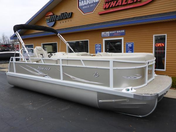 New Jc 21 NEPTOON TT Sport Pontoon Boat For Sale