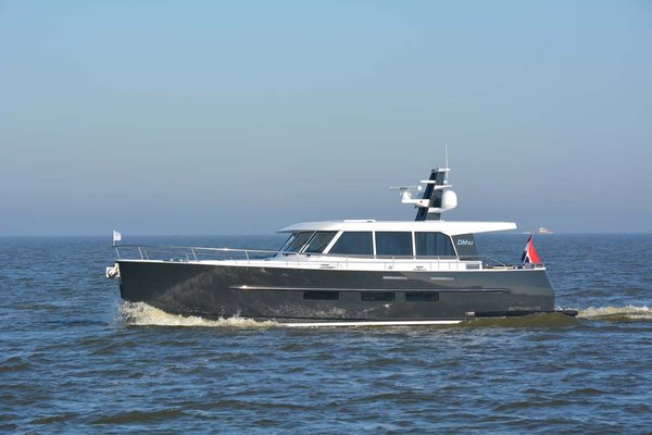 New Sturier Yachts Dutchman 52 Motor Yacht For Sale