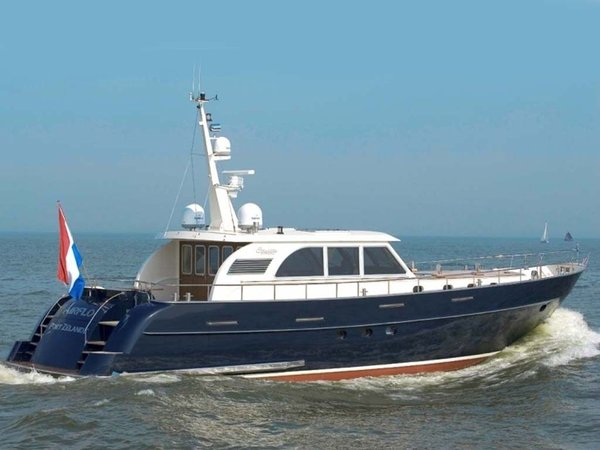 New Sturier Yachts 675 CS Trawler Boat For Sale