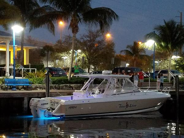 Used Intrepid 370 Express Cruiser Boat For Sale
