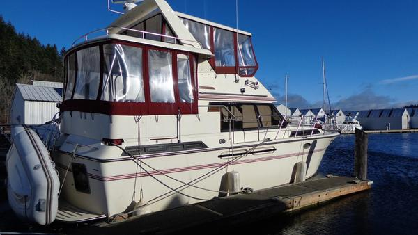 Used President Trawler Boat For Sale